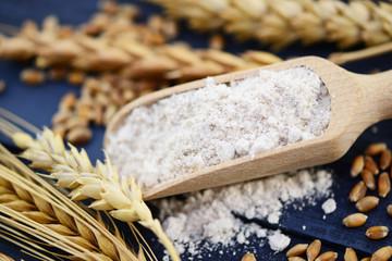 Mehl Getreide
