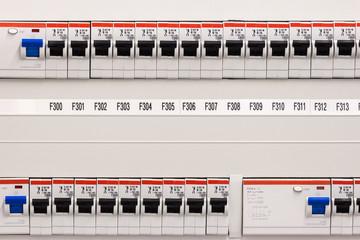 Sicherung Strom Schalter