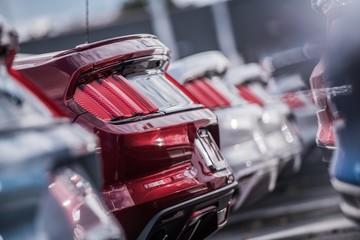 Cars Industry Dealer Concept
