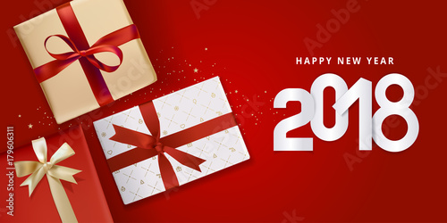 New year greeting card vector illustration concept for greeting new year greeting card vector illustration concept for greeting cards website and mobile banners m4hsunfo