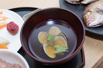 Japanese celebration meal