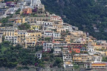 Positano Town Italy
