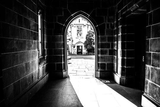 Melbourne University, Melbourne
