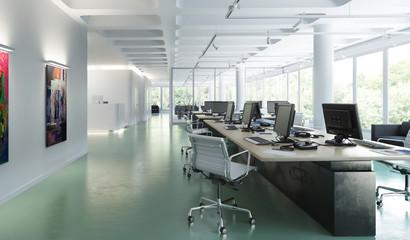 Büroeinrichtung 01