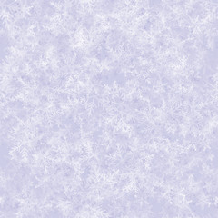 Seamless Frost Pattern