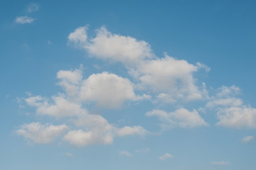 joli ciel nuageux