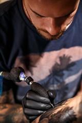 Master tattoo draws