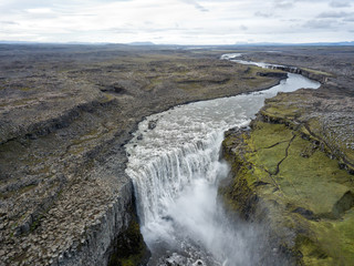 Island Wasserfall Dettifoss