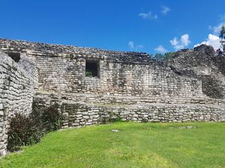 Fotorollo Ruinen ruins of kohunlich