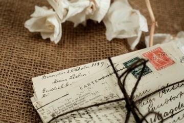 alte Liebesbriefe