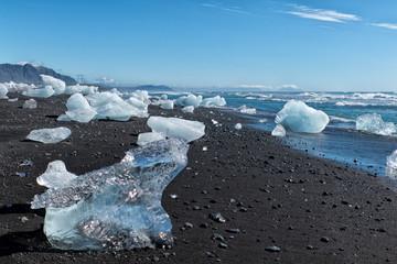 Island Gletscherlagune Jökulsarlon