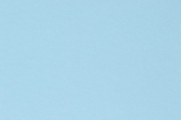 Color paper texture. Light blue.