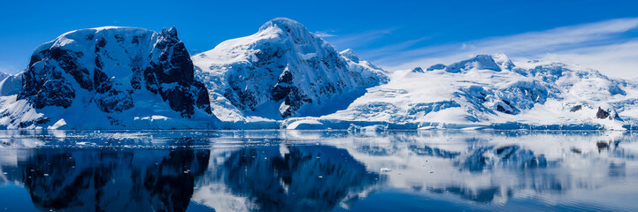 Canvas Prints Antarctica Neko Harbour, Antarctica