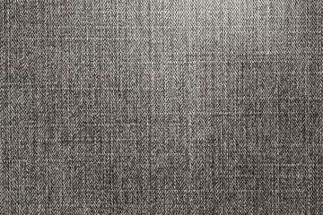 sample of gray denim