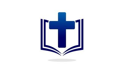 Book Christian Logo