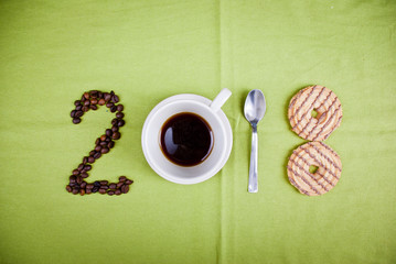 2018 Coffee Concept