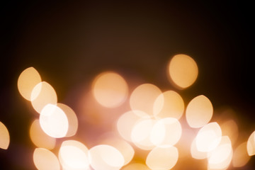 christmas lights bokeh, abstract bokeh lights