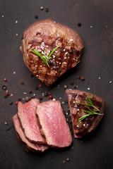 Wall Mural - Grilled fillet steak