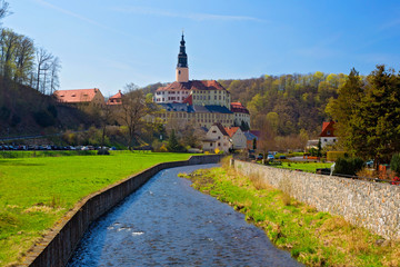 Schloss Weesenstein, Deutschland