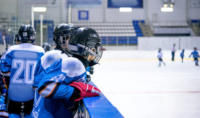 dynamic game hockey