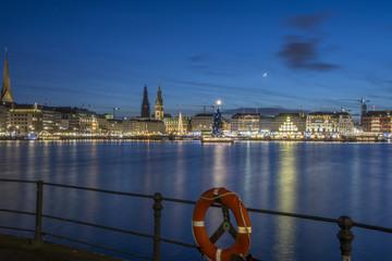 Hamburg zu Weihnachten