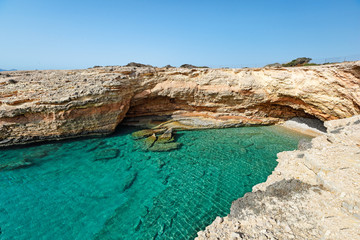 Koufonissi island, Greece