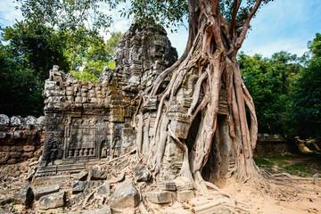 Ta Som temple