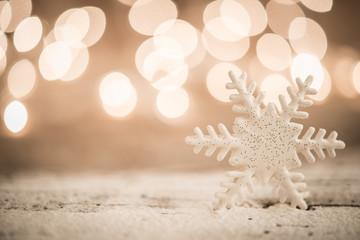 Christmas shinny background