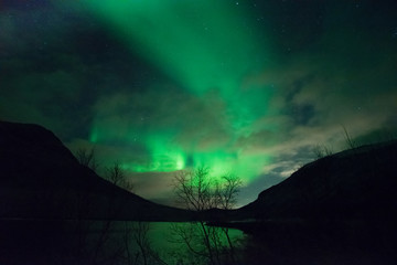 Northern Ligihts in Tromso, Norway