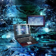 Computer modern technology