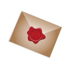 Christmas congratulatory letter.