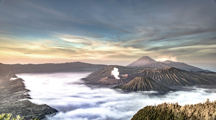 Beauty Mount Bromo
