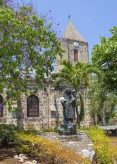 Коста-Рика. Пунтаренас. Кафедральный собор.Церковь пресвятой Девы Марии.