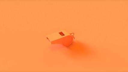 Orange Peach Whistle