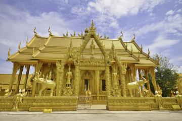 Wat paknam joelo architecture temple