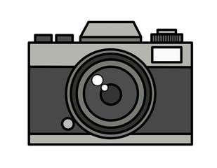 カメラ(色、ツヤ、線)