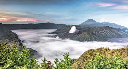 Bromo Volcano Indonesia