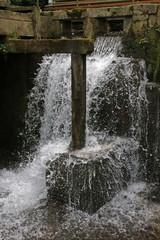 Wasserzulauf der Mühle Langenholzhausen