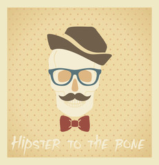 Hipster to the bone
