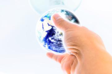 地球を交換する