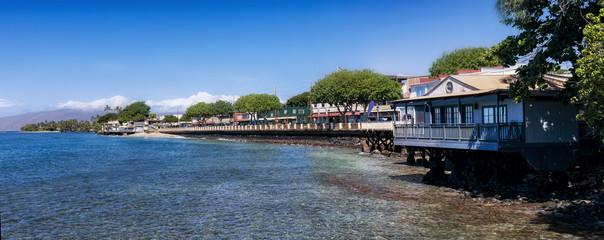 Lahaina Maui Waterfront