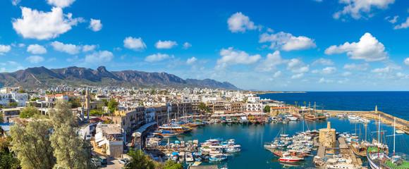 Photo sur Aluminium Chypre Harbour in Kyrenia (Girne), North Cyprus