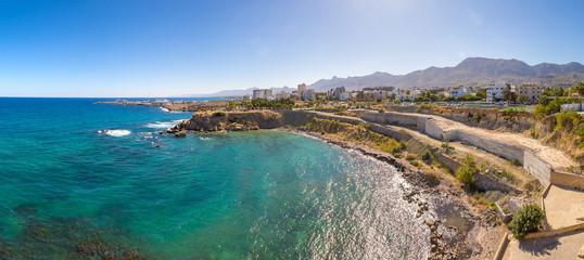 Fotobehang Cyprus Panorama of Kyrenia in North Cyprus
