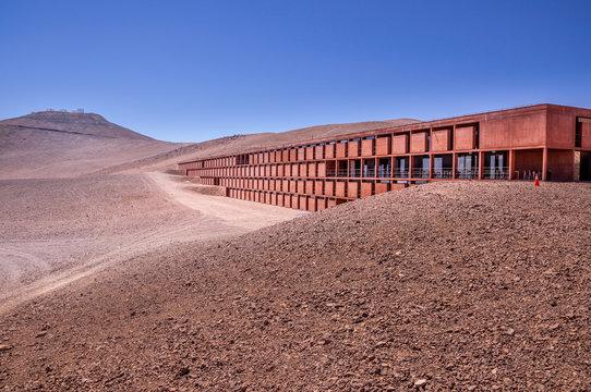 Base of Paranal Observatory