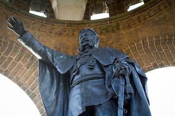 Kaiser-Wilhelm-Denkmal, Porta Westfalica, Deutschland