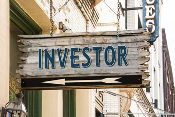 Schild 279 - Investor