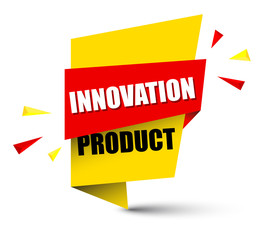 banner innovation product