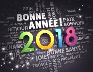 2018 Bonne Année !