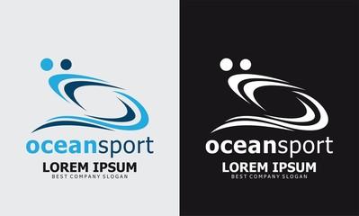 sport ocean logo