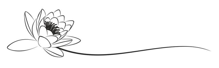 lotus Logo.  Fototapete